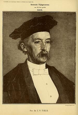 Cornelis Tiele - Image: CP Tiele