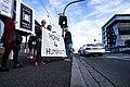 CRAG action outside Sarah Henderson's office (51161019681).jpg