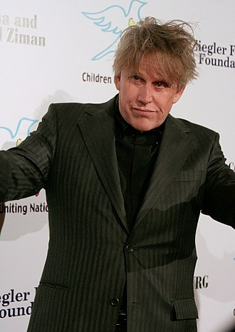 Gary Busey - Busey in 2008