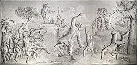 Ca'Rezzonico - La danza dei satiri - Giandomenico Tiepolo.jpg