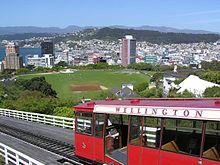 Tram con vista sulla città