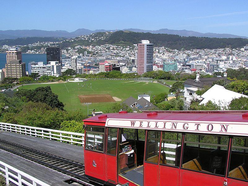 Roteiro de 5 dias em Wellington