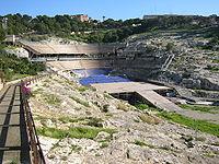 Cagliari Roman Amphitheatre 2003.jpg