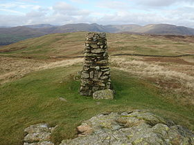 Cairn on Brunt Knott.JPG
