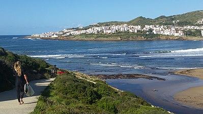 Cala Tirant.(surfistas).Es Mercadal.Menorca.jpg