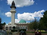 List of mosques in Canada - Wikipedia, the free encyclopedia