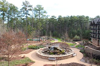 Callaway Gardens - Callaway Gardens Lodge and Spa