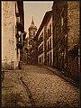 Calle Mayor, Fuenterrabía, Spain-LCCN2001699362.jpg
