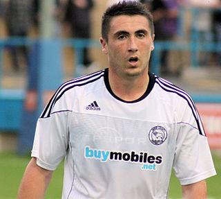 Callum Ball English footballer