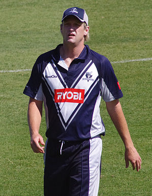 Cameron White - Cameron White in 2008.
