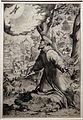 Camillo procaccini da hans bol e justus sadler, san francesco riceve le stigmate, 1575-1630 ca. (haarlem, teylers museum).JPG