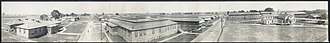 Camp Taylor, Louisville - Panorama view of Camp Zachary Taylor circa 1918