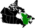 Canada carte du Quebec (transparentNOIR).png