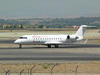 EC-HEK - CRJ2 - Air Nostrum