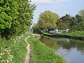 Canal narrows - geograph.org.uk - 791445.jpg