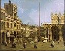 Сан-Марко и Часовая башня, Венеция