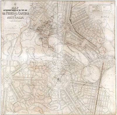 Griffin's contour survey for Canberra Canberra plan-WBG.jpg