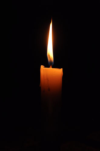 Candlepower - The candlepower was based on the light emitted from a candle