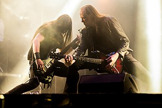 Candlemass (band) - Candlemess at Party.San 2017