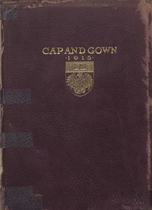 Cap and Gown 1915 University of Chicago yearbook.pdf