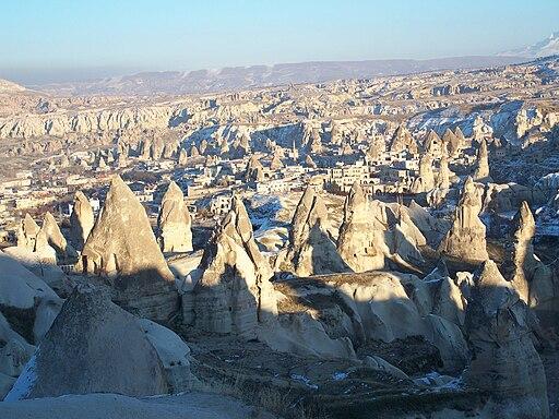 Capadocia, Turquia, 2007