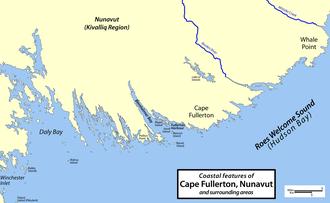 Cape Fullerton - Cape Fullerton, Nunavut, Canada