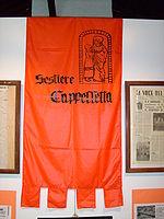 Bandiera del Sestiere Cappelletta