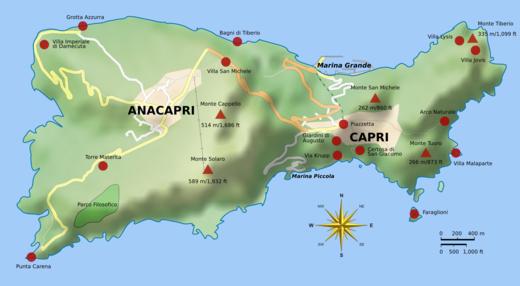 Capri - Wikipedia on