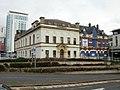 Cardiff - former Custom House and York Hotel (geograph 1965841).jpg