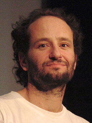 Carlos Reygadas - Reygadas at the Tokyo International  Filmfest in 2009