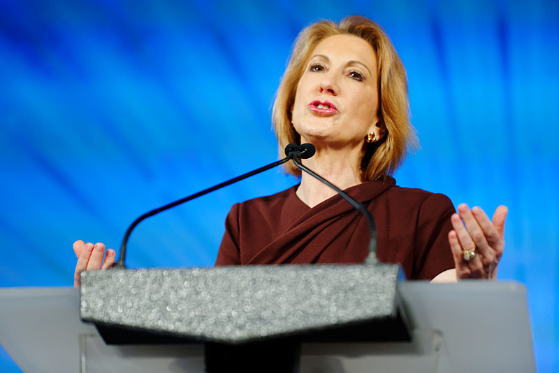 the leadership style of carly fiorina In conditions of command style, carly fiorina could be established as authoritarian in controlling and regulating insurance plan, procedures within the company besides this leadership feature, she should also be concluded to be outfitted with democratic control style (sprenger, 2010.