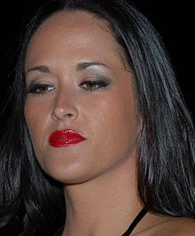 Carmella Bing at Wicked Pictures party 1.jpg