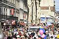 Carnaval étudiant dans les rues de Caen en 2010.JPG