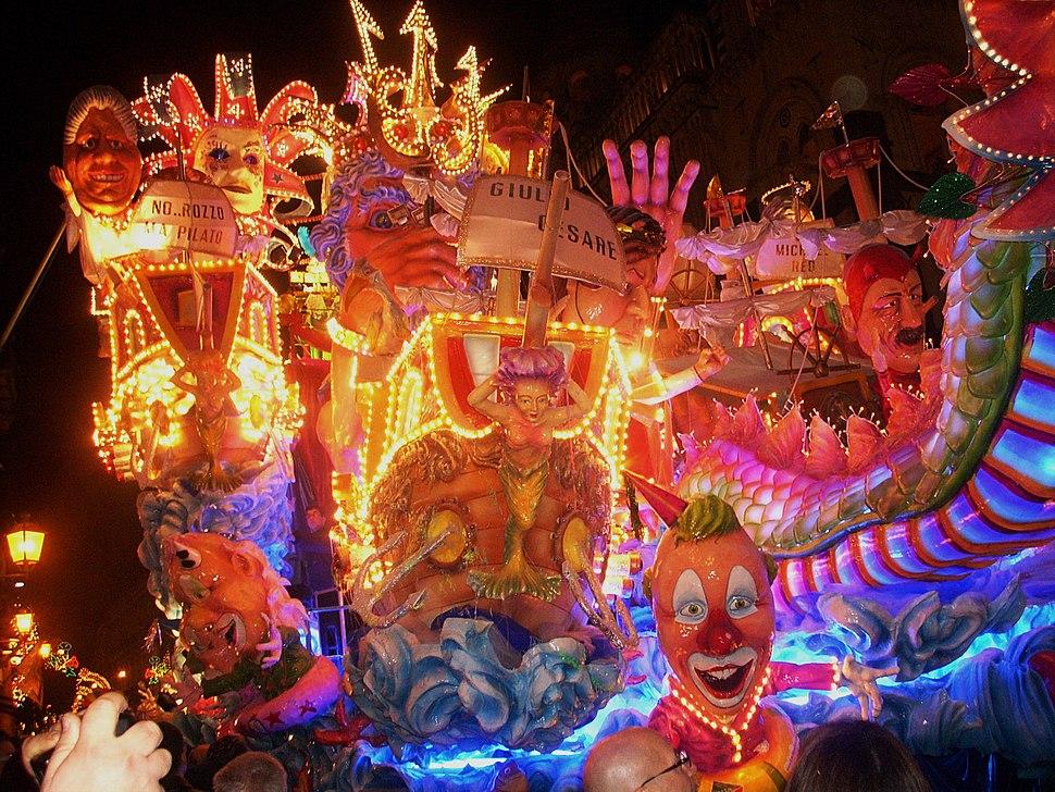 Carnival at Acireale