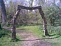 Carved arch - geograph.org.uk - 781721.jpg