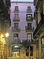 Casa Felicià Tarrés, al capvespre.jpg