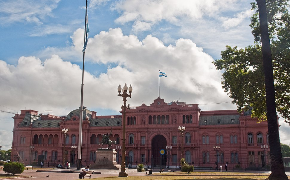 Casa Rosada, Buenos Aires, Argentina, 29th. Dec. 2010 - Flickr - PhillipC