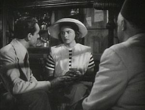 Orry-Kelly - Ingrid Bergman in Casablanca (1942)