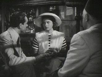 Orry-Kelly - Ingrid Bergman in Casablanca (1942)