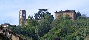 Casalborgone - Image: Casalborgone centro storico