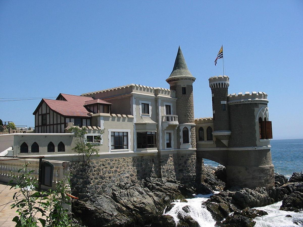 Wulff castle wikipedia for Casa royal vina del mar