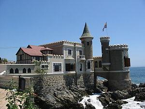 Viña del Mar - Wulff Castle