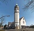 Castrop-Rauxel church St Josef W.jpg