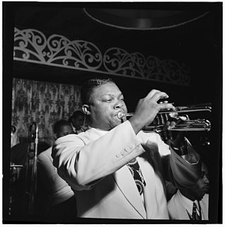 Cat Anderson American jazz trumpeter