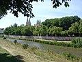 Catedral de Burgos (desde el rio) - panoramio.jpg