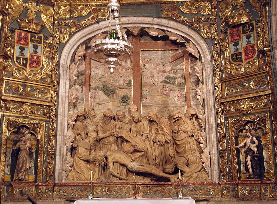 Catedral de Santiago-CapillaMondragon