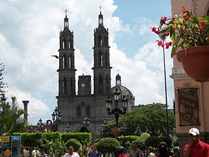 Tepic - Cathedral of the Immaculate Conception