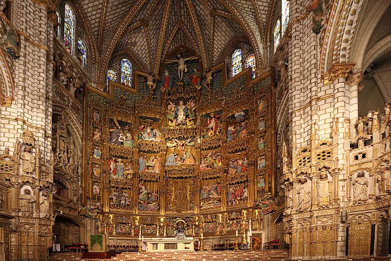 File:Catedral de Toledo.Altar Mayor (huge).jpg