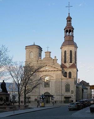 Cathedral-Basilica of Notre-Dame de Québec - Image: Cathédrale de Québec