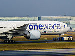 "Cathay Pacific Boeing 777 ""One World"" (16148892707).jpg"